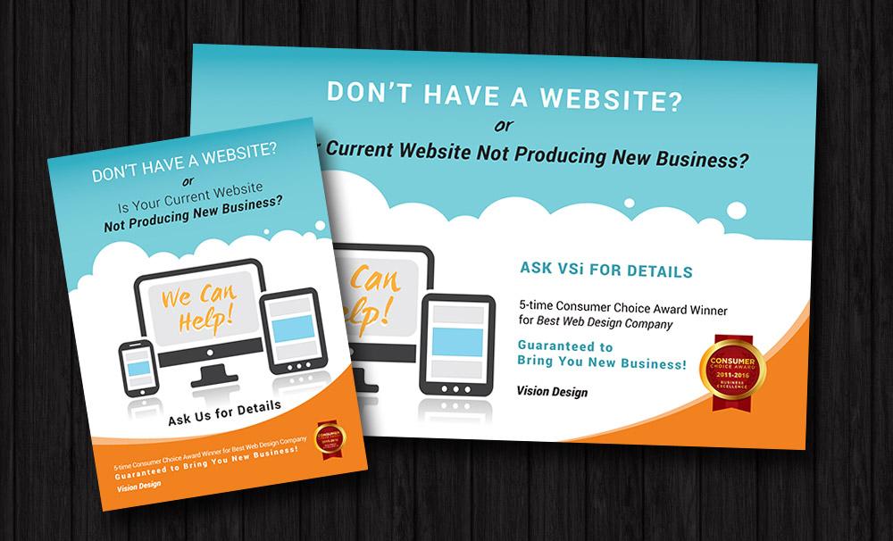 award winning website design company